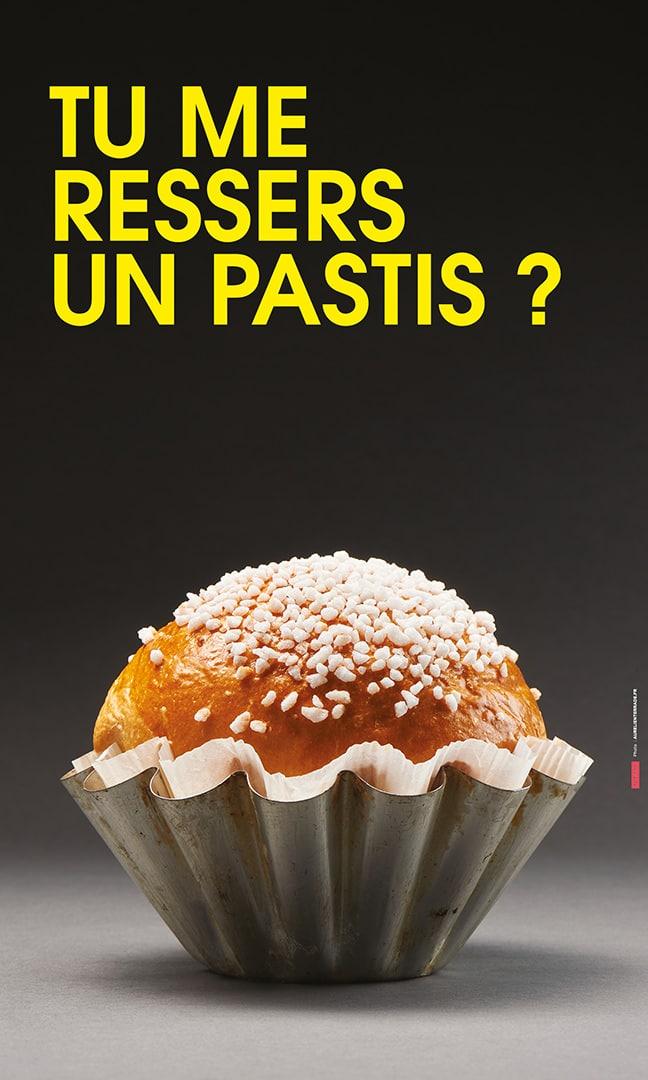 Affiche Pastis Landais