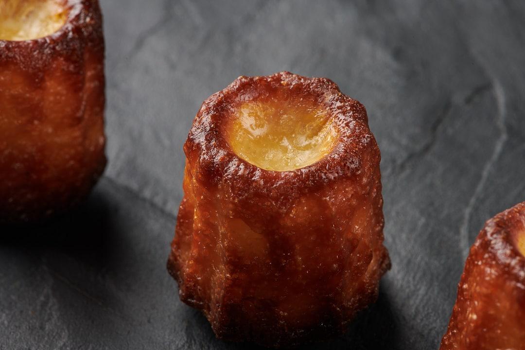 Pâtisseries : canelés