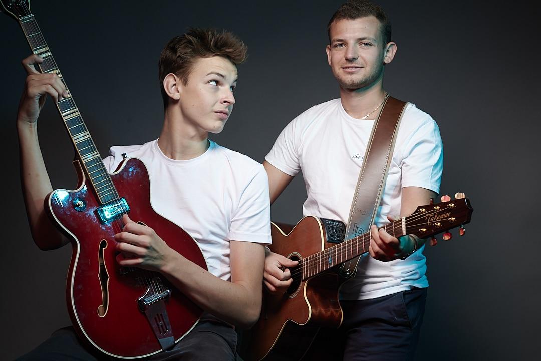 Rémy et Tom